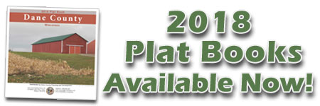 marketing image of 2018 Dane County plat book